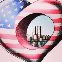 Always remembered, never forgotten - 9/11! ❤