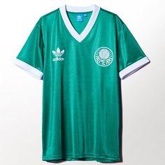 Camisa Adidas Palmeiras Retrô - Mundo Palmeiras