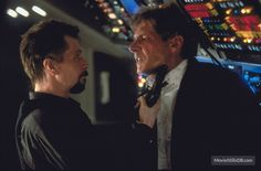 Air Force One (1997) Gary Oldman and Harrison Ford
