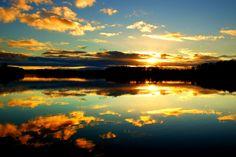 November Sunrise by Pieter Arnolli, via 500px