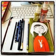 no more excuses art journaling - Recherche Google