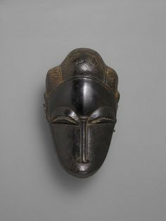 Geography:  Made in Guinea Coast, Ivory Coast Culture:  Baule Classification:  Masks
