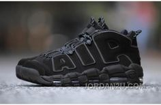 brand new 020b6 d49fa Find Nike Air More Uptempo AIR Triple Black Women men Top Deals online or  in Pumarihanna. Shop Top Brands and the latest styles Nike Air More Uptempo  AIR ...