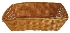 Poly rattan rectangular shaped packing tray measuring approximately 31x23x8cm high. Made from 100% polypropylene weave, making it great for barbecues or picnic and is dishwasher safe to 65 C.  Optional Extras: Approx Qty Shred Required: 40-45g per basket - COLOURS For Items Laying Flat: Basket Bag SIZE 3 FLAT For Items Standing Up: Basket Bag SIZE 4 DOME *New* Cellophane bags for items standing up - Size B *New* Gift Basket Accessory Kit - Size B - Red - Green - Gold Hamper Boxes, Hamper Basket, Basket Bag, Cheap Baskets, Gift Baskets, Green And Gold, Red Green, Rectangular Baskets, Barbecues