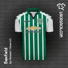SuperLiga Argentina by Hummel Argentina Culture, Visit Argentina, Football Shirts, Sport Fashion, Retro, Mens Tops, T Shirt, Cities, Style