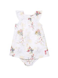 Cotton Poplin Dress from Baby Dresses on Gilt