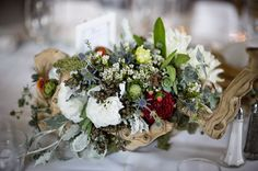 Driftwood Centerpieces -- to die for!