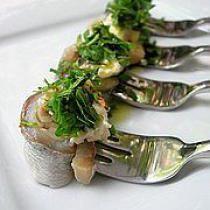 Herring Rollmops Appetizer - © vvvanessa on Flickr