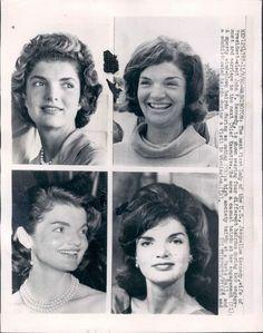 36 Best Jackie Kennedy's Hairstyles images in 2017   Jackie