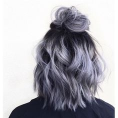 35 Short Ombre Hair Color Ideas for Brunettes That Are Trending for Short Ombre Hair Are you looking for short hair ombre? Then these 35 short ombre hair color ideas for brunettes that are trending for 2019 will be yo. Hair Inspo, Hair Inspiration, Short Hair Updo, Short Dyed Hair, Short Pastel Hair, Short Hair Colour, Colored Short Hair, Wavy Updo, Pastel Hair Colour