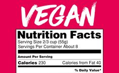 Vegans know to avoid gelatin, lactose, and honey, but what about those other, unrecognizable ingredients found in packaged foods?