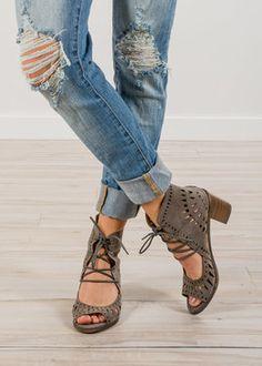 The Gabby Heels