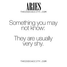 Zodiac Aries Facts | See much more at TheZodiacCity.com