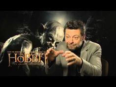 Bin Weevils interviews Gollum from the movie The Hobbit: An Unexpected Journey