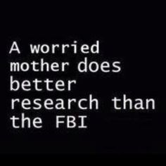 Worried Mother quote. Our poor children Jaime McCune! They don't have a chance!