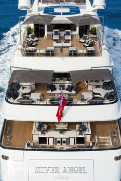 Benetti makes extremely high-class luxury yachts in a wide range of designs and sizes - or you can buy a custom yacht!