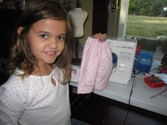 "Making lasting good sewing memories! A child's introduction to sew. ""Helps"" for the ""teacher""."