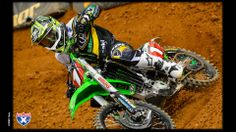 Ryan Villopoto Atlanta SX 2014
