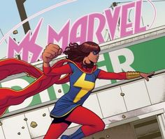 Kamala Khan As The New Spider-Man: Why Captain America 3 Should Feature Ms. Marvel | Luca Saitta, themarysue.com