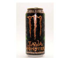 Monster Energy Drink, Java Monster Coffee + Energy « Blast Groceries