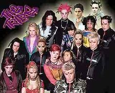 The Tribe..New Zealand/British TV Series 1999-2003, about post-apocalyptic world where all adults died due to virus.