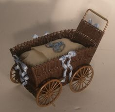 Baby Carriage Blue by Tate's