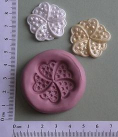 BROOCH MOULD 1 (Whirl)