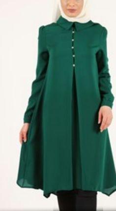 Batik Fashion, Abaya Fashion, Muslim Fashion, Fashion Dresses, Modele Hijab, Blouse Styles, Stylish Outfits, Nice Dresses, Clothes For Women