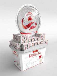 Raffaello Displays on Behance