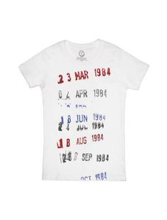 ee154d571070a Library Stamp (White) Women s T-Shirt White Shirts Women