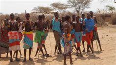 Traditional Music and Dance by the Samburu Tribals of Kenya