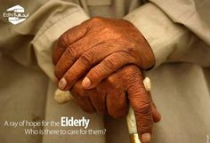 #Donate Edhi to help and support old age and elderly #people for food, shelter, #clothes and #health facilities  300 Edhi Centres  75,000+ Easypaisa Shops  Or Visit http://edhi.org/  #Donations #Help #Zakat #Edhi #Poor #Education #Food #Ambulance #Health