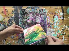Acrylic pouring  ( 41 ) - YouTube