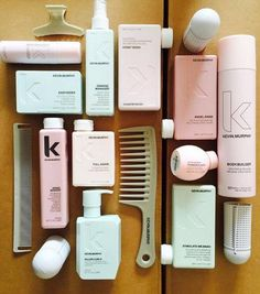 We LOVE Kevin Murphy products.