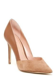 Favrot Leather Pump