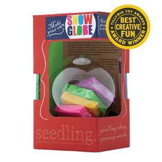Make Your Own Snow Globe kit - Lucy LOVES snow globes