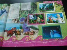 Album Panini Cinderella Movie Sticker Collection SET COMPLETO figurine Inglese