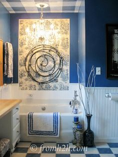 how to beautify a boring builder grade bathroom, bathroom ideas, how to