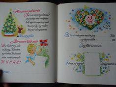 (19) Harald Damsleth - min aller første bok fra 1953 | FINN.no Bullet Journal, Lily