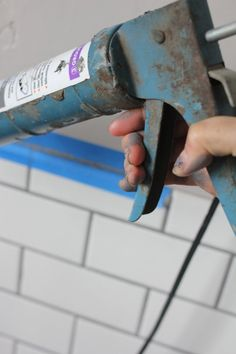 DIY Renovation Project Guidelines: Should I Use Grout or Caulk?   Apartment Therapy