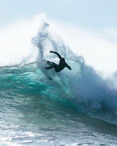Igarashi freesurfing at the 2016 Drug Aware Margaret River Pro