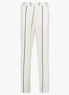 9 meilleures images du tableau pantalon rayures | Pantalon