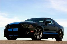 Who wouldn't like high horsepower Detroit Muscle?
