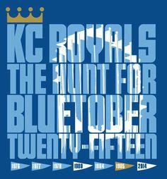 Hoping for a Bluetober in 2015 for the Kansas City Royals Kc Royals Baseball, Minnesota Twins Baseball, Kansas City Missouri, Kansas City Royals, Sports Wallpapers, Go Blue, Home Team, Sarah Murphy, Mlb Postseason