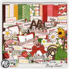 2011 August | THE DAILY DIGI:: Digital scrapbooking tutorials, reviews, and resources