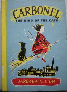 Carbonel: The King of the Cats by Barbara Sleigh