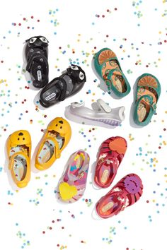 Just dance it out in precious playground styles from Mini Melissa and more!
