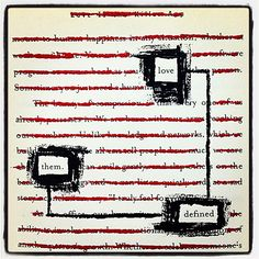 The Perfect Identity: Make Black Out Poetry, Black Out Poetry, Poetry
