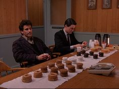 Twin Peaks, 1990-91