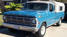 Owned Since 1972: 1969 Ford F100 #USA #Trucks - https://barnfinds.com/owned-since-1972-1969-ford-f100/